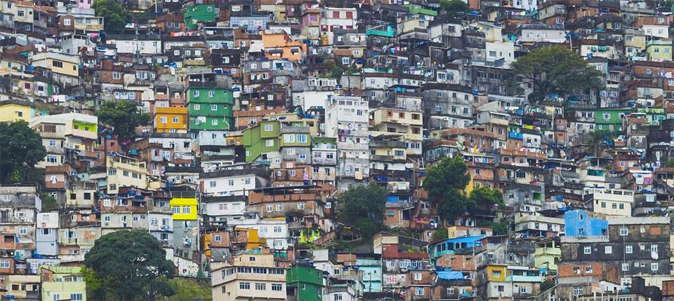 Ubrzani snimak života u Riju de Žaneiru u rezoluciji 10k