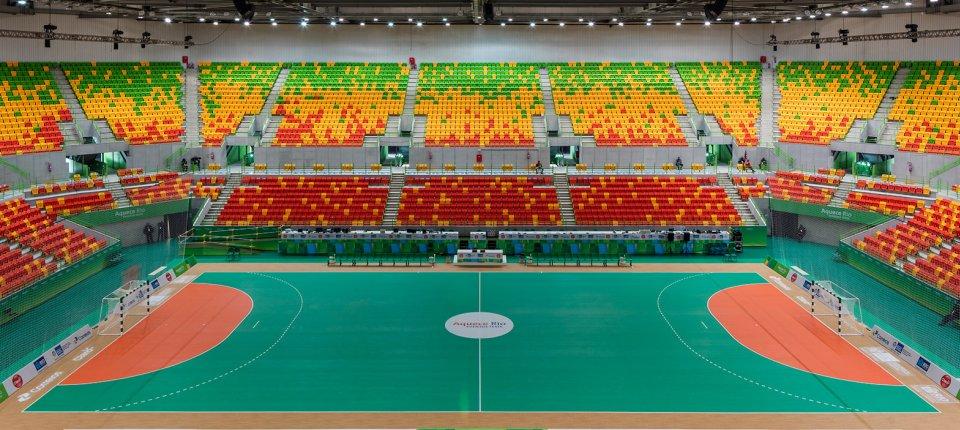 Od nove rukometne arena u Riju napraviće se četiri škole