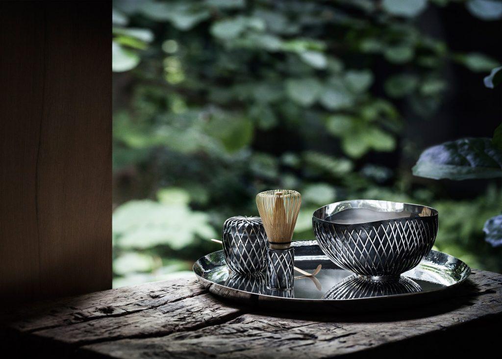 Kako to izgleda kada angažujete slavnog arhitektu da dizajnira set za čaj
