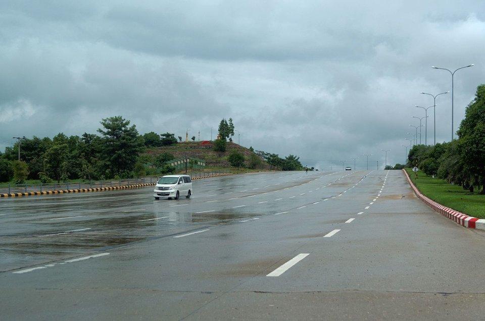 naypyidaw-mjanmar