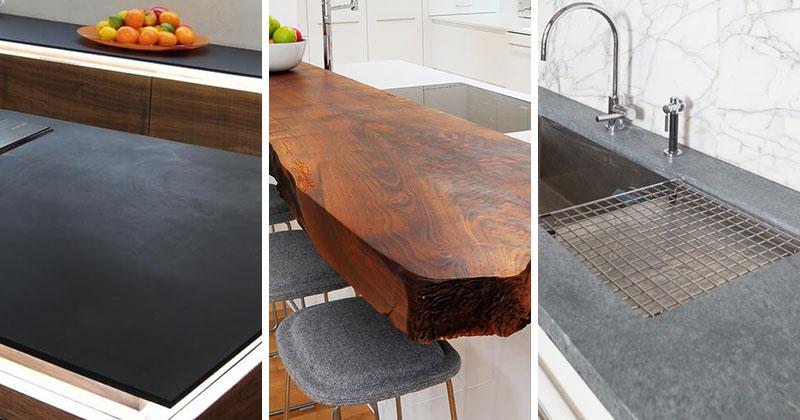 Alternativa za klasične kuhinjske radne površine