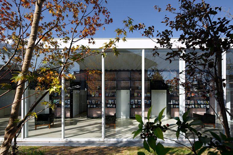 Mentalna bolnica koja koristi biblioteku kao vid terapije