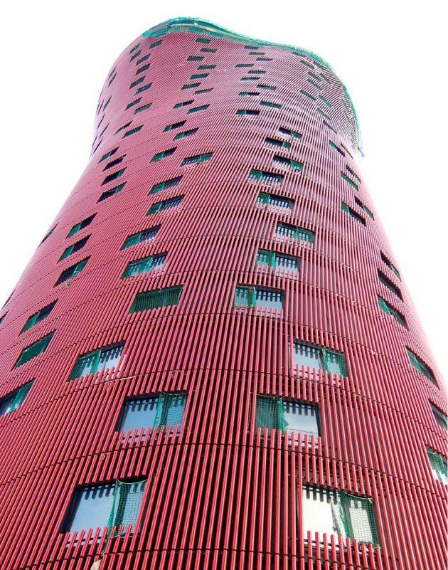 Toranj PORTA FIRA hotel