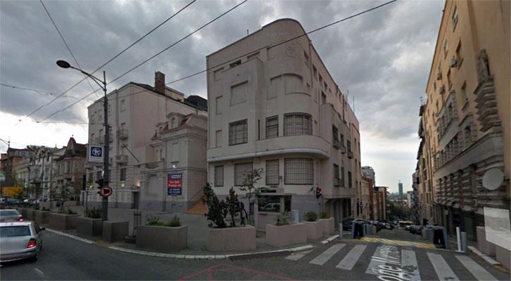 Umesto američke ambasade, stambena zgrada ili hotel
