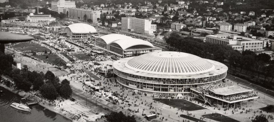 Konkurs za rekonstrukciju hala beogradskog sajma