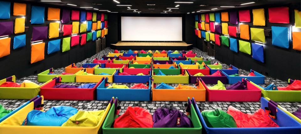 Verovatno najudobniji bioskop koji je ikada napravljen