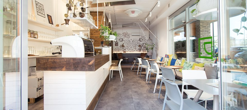 Drop caffe: Industrijski šmek novog beogradskog lokala