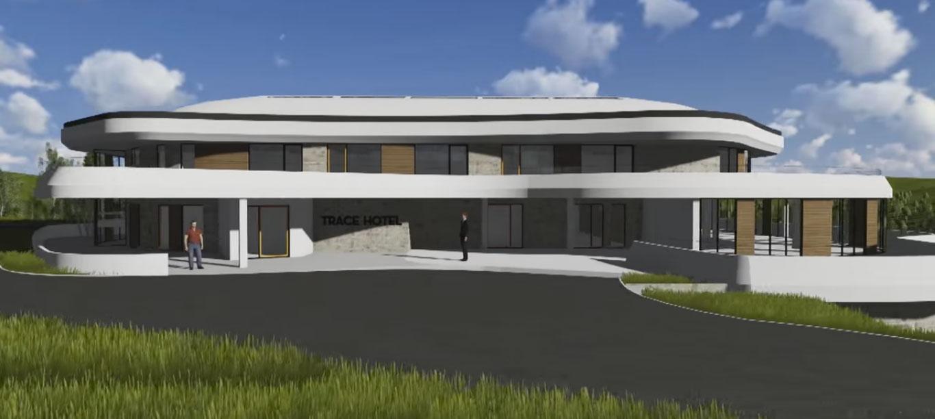 Kako će izgledati novi hotel na Vlasinskom jezeru