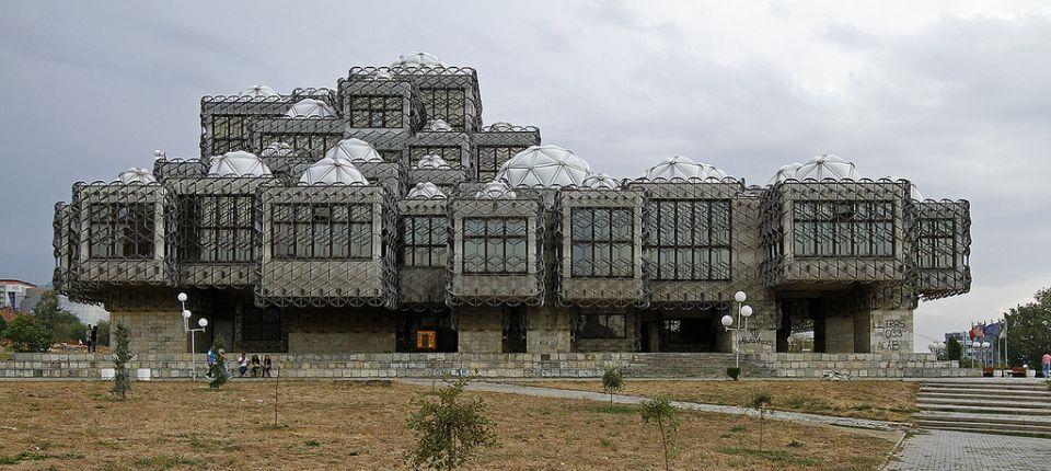 Narodna biblioteka u Prištini proglašena za svetsko čudo moderne