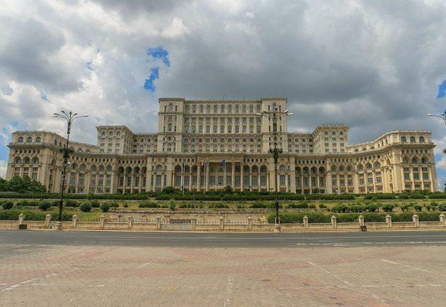 parlament-bukurest