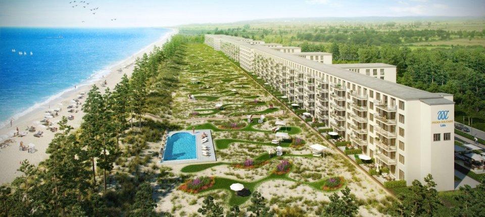 Napušteno nacističko odmaralište postaje luksuzni hotel