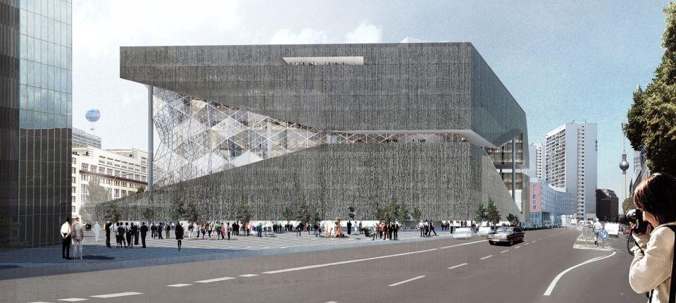 Kada se park premesti na krov nove zgrade