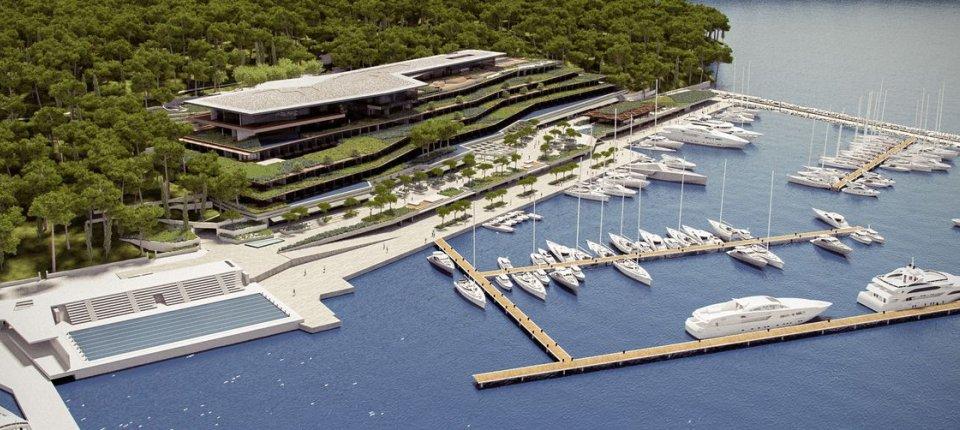 Rovinj dobija novi hotel s pet zvezdica vredan 80 miliona evra