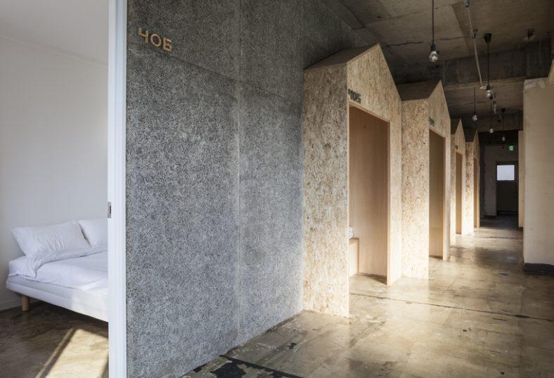 Hostel koji čuva istoriju prethodnih namena objekta