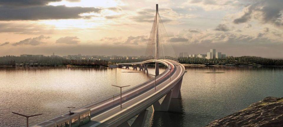 Preko najdužeg mosta u Finskoj neće se moći automobilom