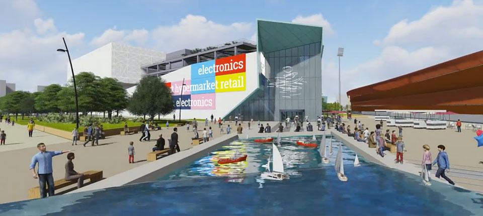 Tržni centar u Novom Sadu biće obložen solarnim panelima?