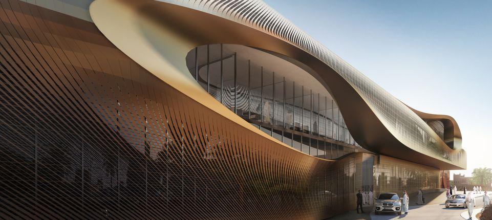 Nastavlja se projektovanje stopama Zahe Hadid