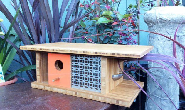 Kućice za ptice inspirisane poznatim arhitektonskim delima