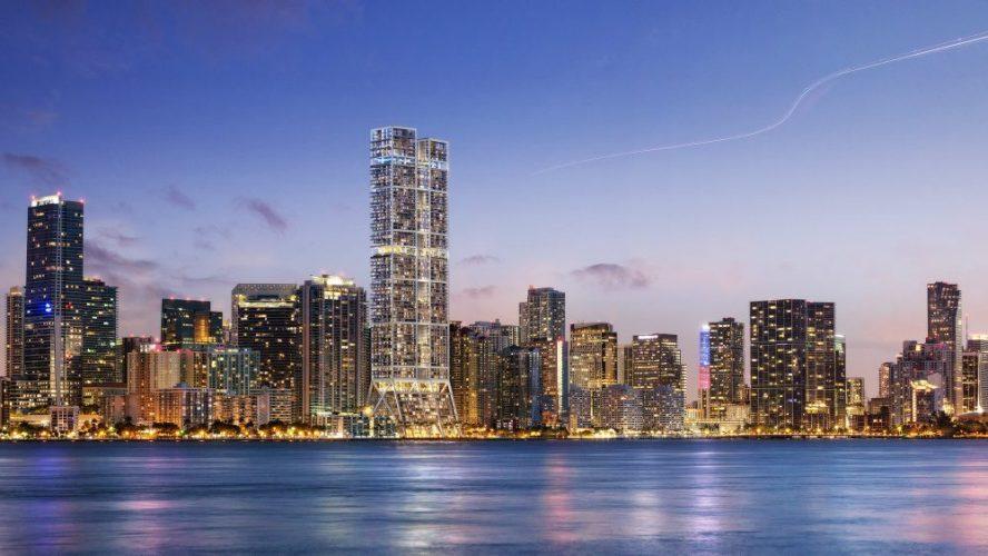 Foster projektuje kule bliznakinje u Majamiju