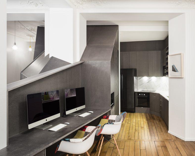 Kako je jedno parče nameštaja postalo centralna tačka pariskog stana