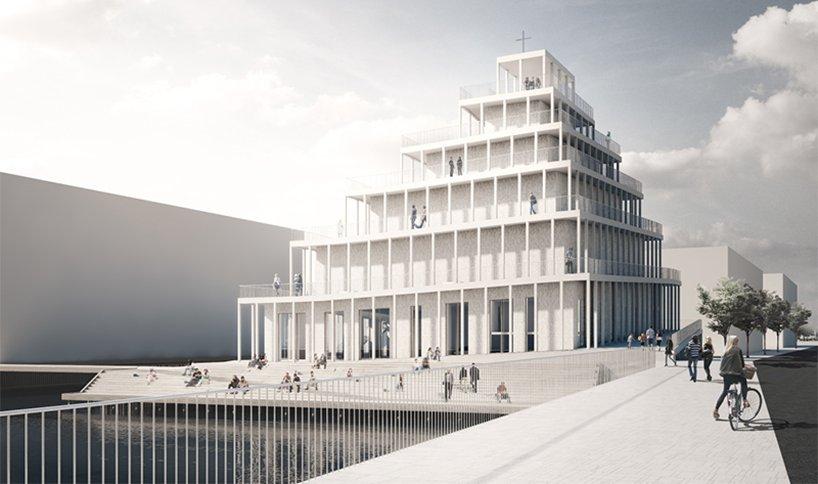 Kopenhagen dobija novu crkvu, prvu posle 30 godina