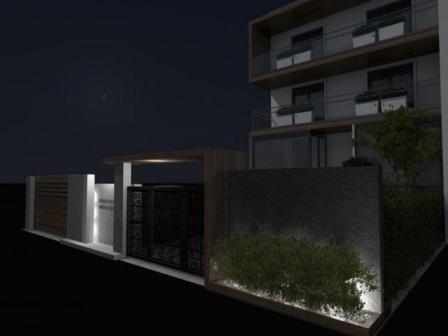 Izgled noću