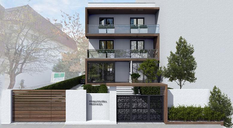 Kako je stara porodična kuća u Beogradu pretvorena u stambenu zgradu