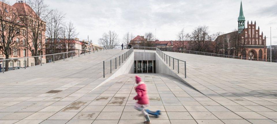 Podzemni muzej u Poljskoj najbolja zgrada u 2016. godini