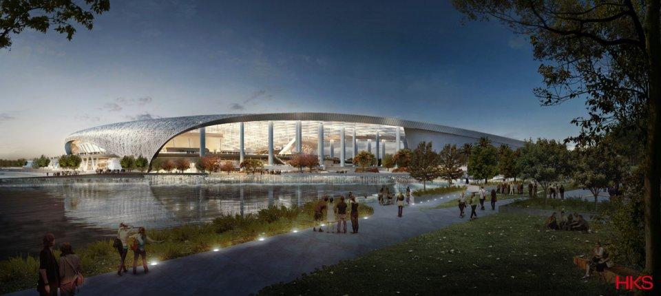 Gradi se najveći NFL stadion vredan dve i po milijade dolara