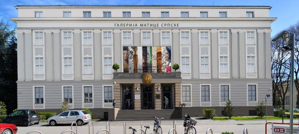 Počela kompletna obnova Galerije Matice sprske