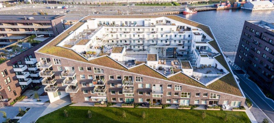 Kako je luka u Oslu pretvorena u stambeni kompleks