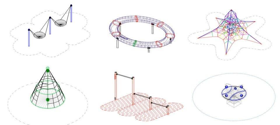 Preuzmite besplatno CAD modele mobilijara za javne prostore