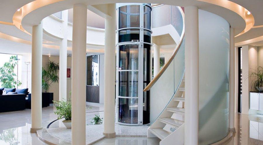 Ovi vakuumski liftovi štede prostor u kući