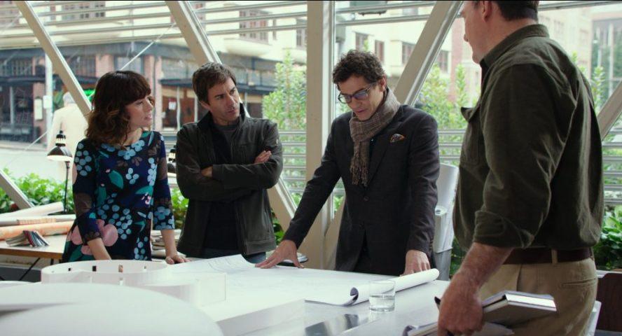 Arhitekte, pronalazite li se u ovom filmu?