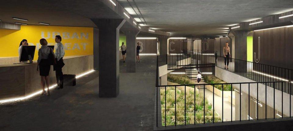 Hotel bez prozora: Turisti će u Londonu uskoro spavati pod zemljom