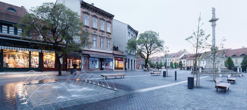 Kako je revitalizovano podgrađe zamka u Šopronu