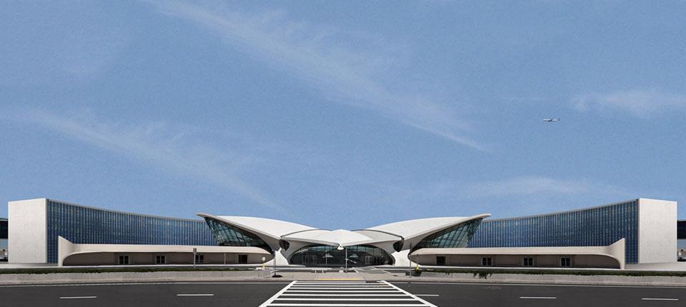 Čuveni JFK terminal menja namenu i postaje hotel