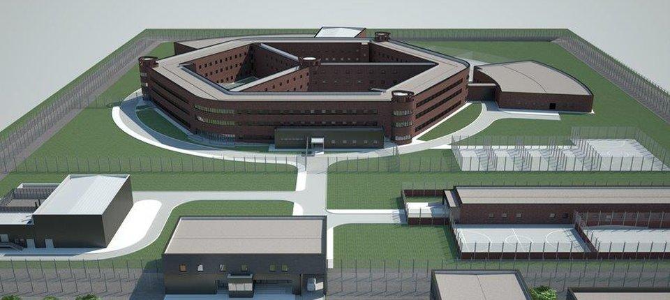Kako će izgledati novi zatvor u Pančevu