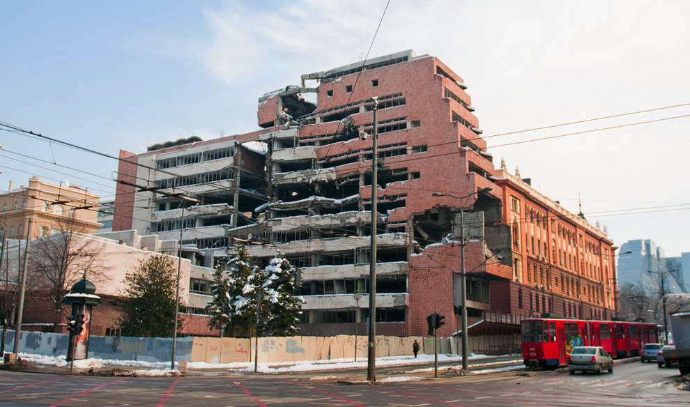 Arhitekte se udružile: Inicijativa protiv rušenja Generalštaba