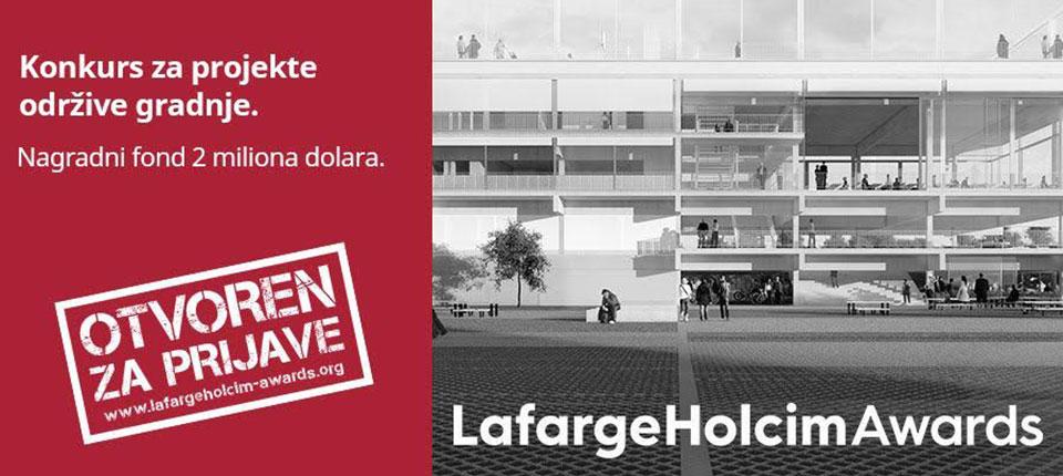 Promocija LafargeHolcim nagrada u Novom Sadu i Beogradu