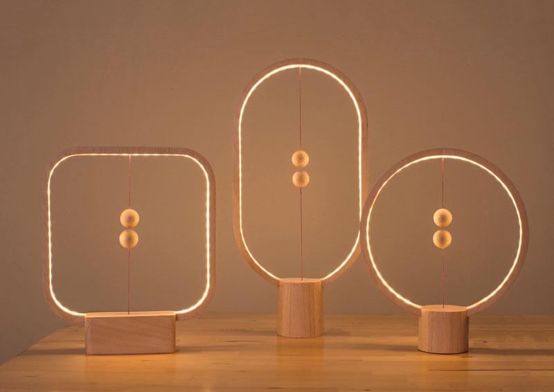 Lampa koja se pali na krajnje nekonvencionalan način