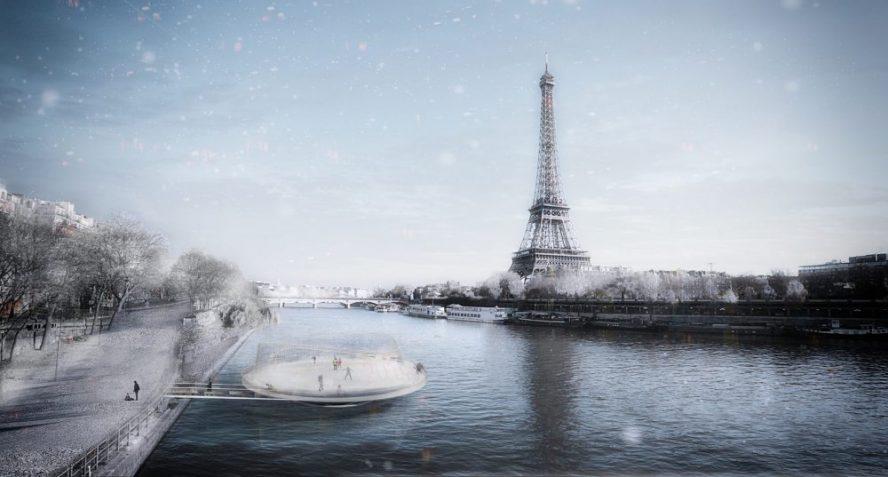 Olimpijske igre mogle bi se održavati i na plutajućim platformama?
