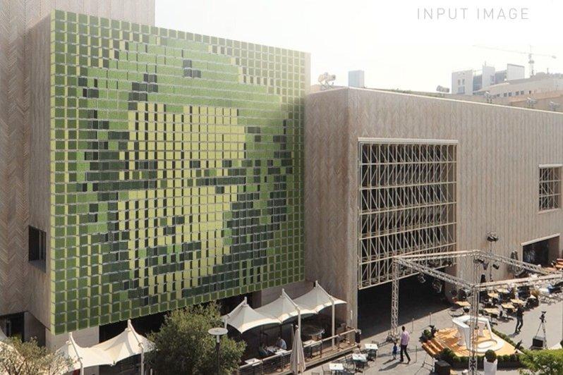 Hoće li se bilbordi na fasadama uskoro praviti od zelenih zidova?