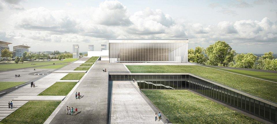 Ovako će izgledati nova zgrada Beogradske filharmonije