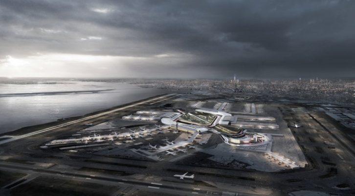 10 milijardi dolara za rekonstrukciju aerodroma JFK