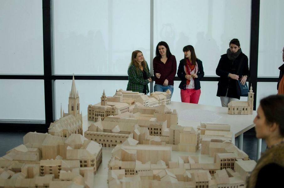 Maketa pešačke zone Novog Sada osvojila nagradu na Salonu urbanizma