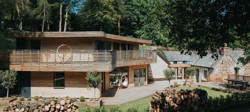 Ovo kuća je tokom adaptacije posmatrana kao parče nameštaja