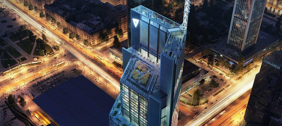 Fosterova zgrada biće novi najviši objekat u Poljskoj