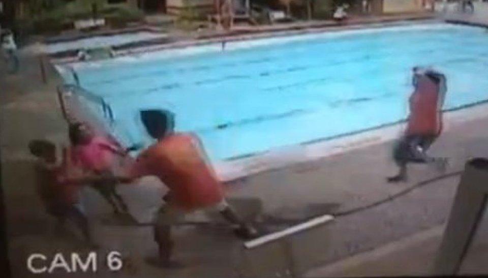 Uticaj zemljotresa na bazene za plivanje