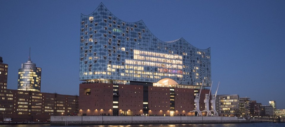 Filharmonija u Hamburgu: Novo remek-delo arhitekture